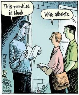 Empty atheism
